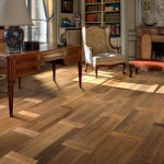 White Oak Inlay Engineered Hardwood