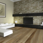 White oak engineered hardwood