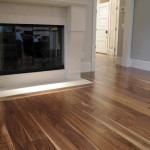 Black Walnut engineered hardwood