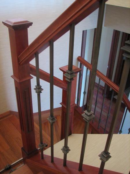 cmd des rampes pour tout type d escaliers carpette. Black Bedroom Furniture Sets. Home Design Ideas