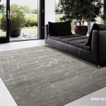 Carpette Multi Design Silk Grey